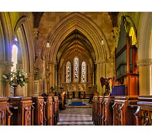 St Gregorys Welford Photographic Print