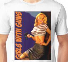 Classic Girls With Guns Unisex T-Shirt