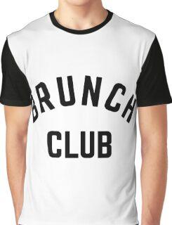 BRUNCH CLUB Graphic T-Shirt