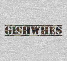 GISHWHES - Army Style T-Shirt