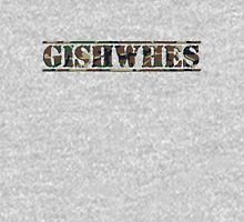 GISHWHES - Army Style Womens Fitted T-Shirt