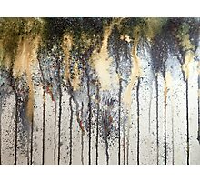 Abstract.19 Photographic Print