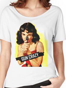 Gun Crazy Classic Women's Relaxed Fit T-Shirt