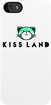 K I S S   L A N D (iPod/iPhone Case) by YungFly413