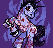 My Punkrock Pony by Jonah Block