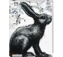 ROA Graffiti Artwork, Rabbit iPad Case/Skin