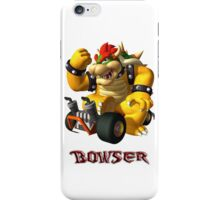 bowser phone iPhone Case/Skin