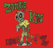 Zombie Kids Baby Tee