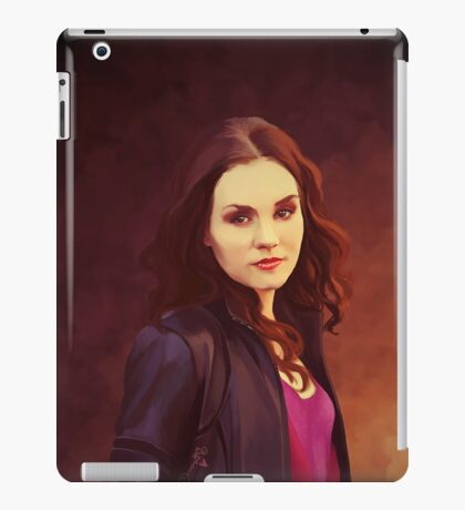 Meg 2.0 iPad Case/Skin