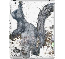 ROA Graffiti Artwork, Squirel iPad Case/Skin