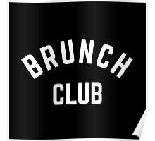 Brunch Club Poster