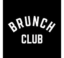 Brunch Club Photographic Print
