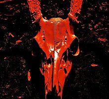 Deer Skull by SenskeArt