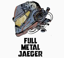 Full Metal Jaeger Womens Fitted T-Shirt
