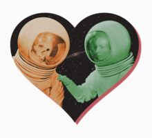 Love & Death Space Style by sashakeen