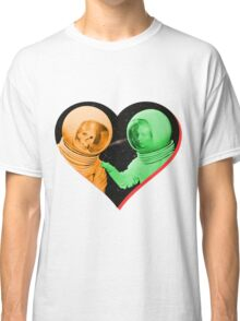 Love & Death Space Style Classic T-Shirt