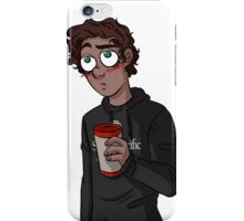 Miggs n Coffee iPhone Case/Skin