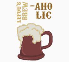 Lefou's Brew-aholic by mickeywaffles