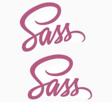 Sass ×2 by posx ★ $1.49 stickers