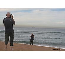 Cousin(s) @ Stanwell Park Photographic Print