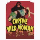 Captive Wild Women by sashakeen