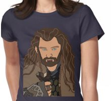 Thorin Oakenshield Womens Fitted T-Shirt