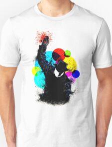 Splatter Pop! Unisex T-Shirt