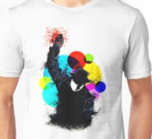 Splatter Pop! Unisex T-Shirt