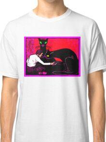 Gatto Noir Classic T-Shirt