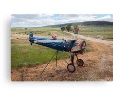 Air Mail Canvas Print