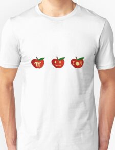 SuperWhoLock Apples T-Shirt