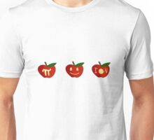SuperWhoLock Apples Unisex T-Shirt