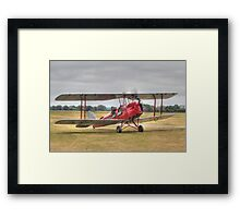 Tiger Moth G-ACDC Framed Print
