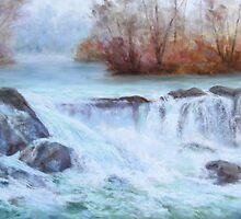 Albion Stream by Christine Bass