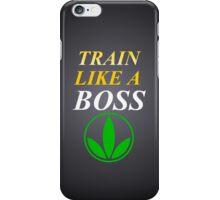 Herbalife Train Like A Boss iPhone Case iPhone Case/Skin