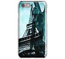 Paris invasion iPhone Case/Skin