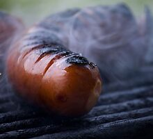 grilled sausages by slavikostadinov