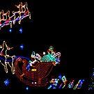 Here Comes Santa by Carla Jensen