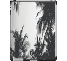 Palm Noir iPad Case/Skin