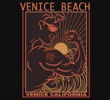 VENICE BEACH by Larry Butterworth