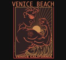 VENICE BEACH by Larry Butterworth