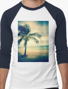 Palm Island Men's Baseball ¾ T-Shirt