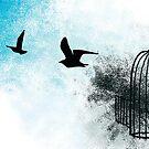 Flying Free by Sarah Mokrzycki