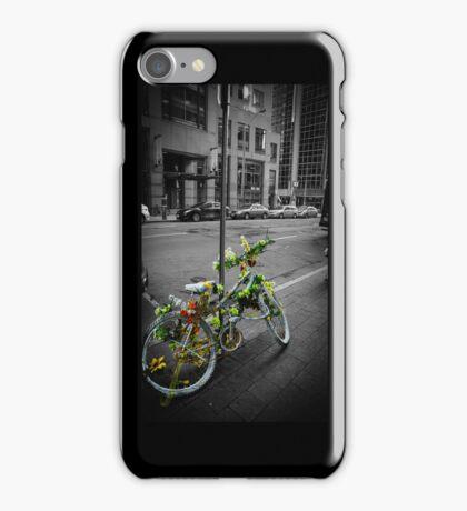 Ghost Bike 2 iPhone Case/Skin