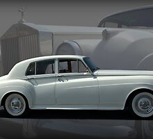 1962 Rolls Royce Silver Cloud by TeeMack