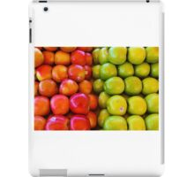 Apples to Apples 1 iPad Case/Skin