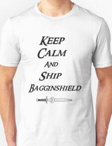 Keep calm and Ship Thilbo Unisex T-Shirt