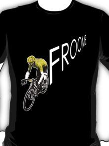 Chris Froome Tour de France 2013 Winner Sky Cycling T-Shirt