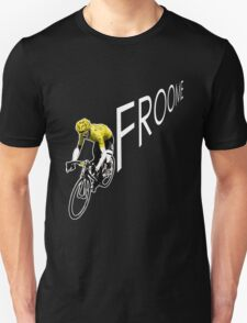 Chris Froome Tour de France 2013 Winner Sky Cycling Unisex T-Shirt