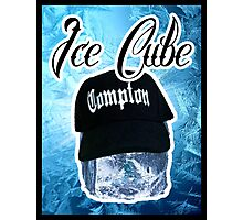 Ice Cube Poster Photographic Print